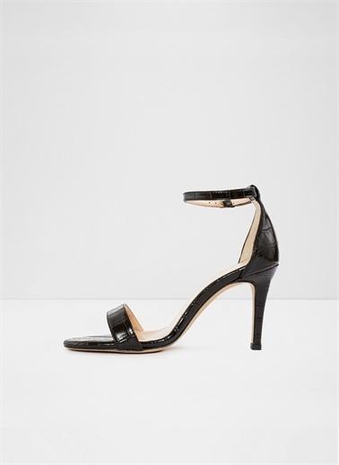 Aldo Spor Sandalet Siyah